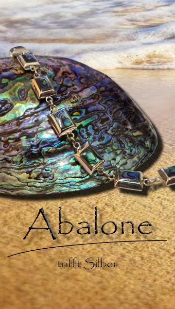 Perlen Slider oben Abalone mobil
