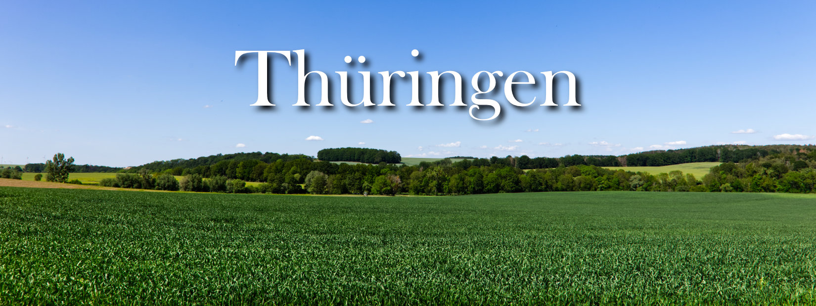 Standorte Thüringen