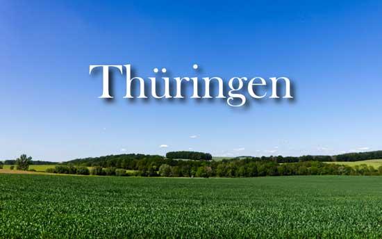 Unsere Standorte in Thüringen